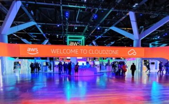 AWS CloudZone at the AWS Summit in Sydney
